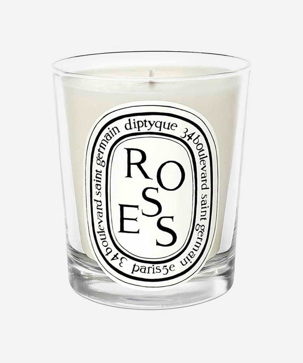 Roses Mini Scented Candle 70g