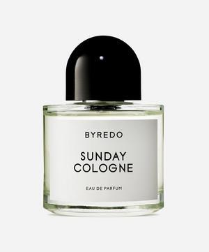 Sunday Cologne Eau de Parfum 100ml