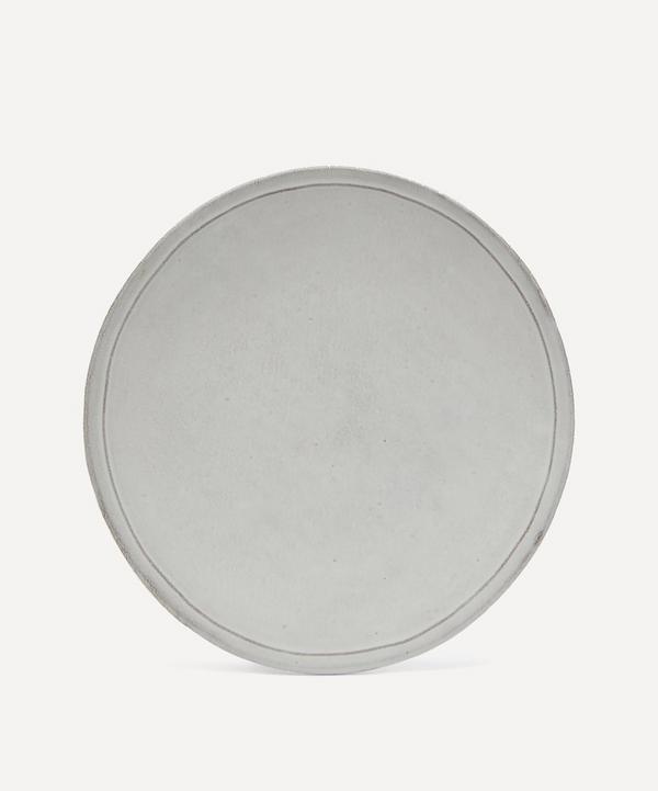 Astier de Villatte - Large Simple Dinner Plate