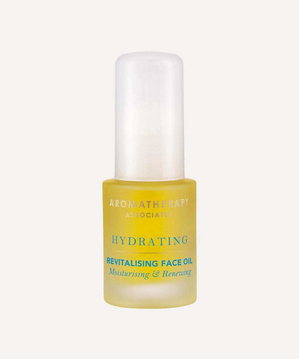 Revitalising Face Oil