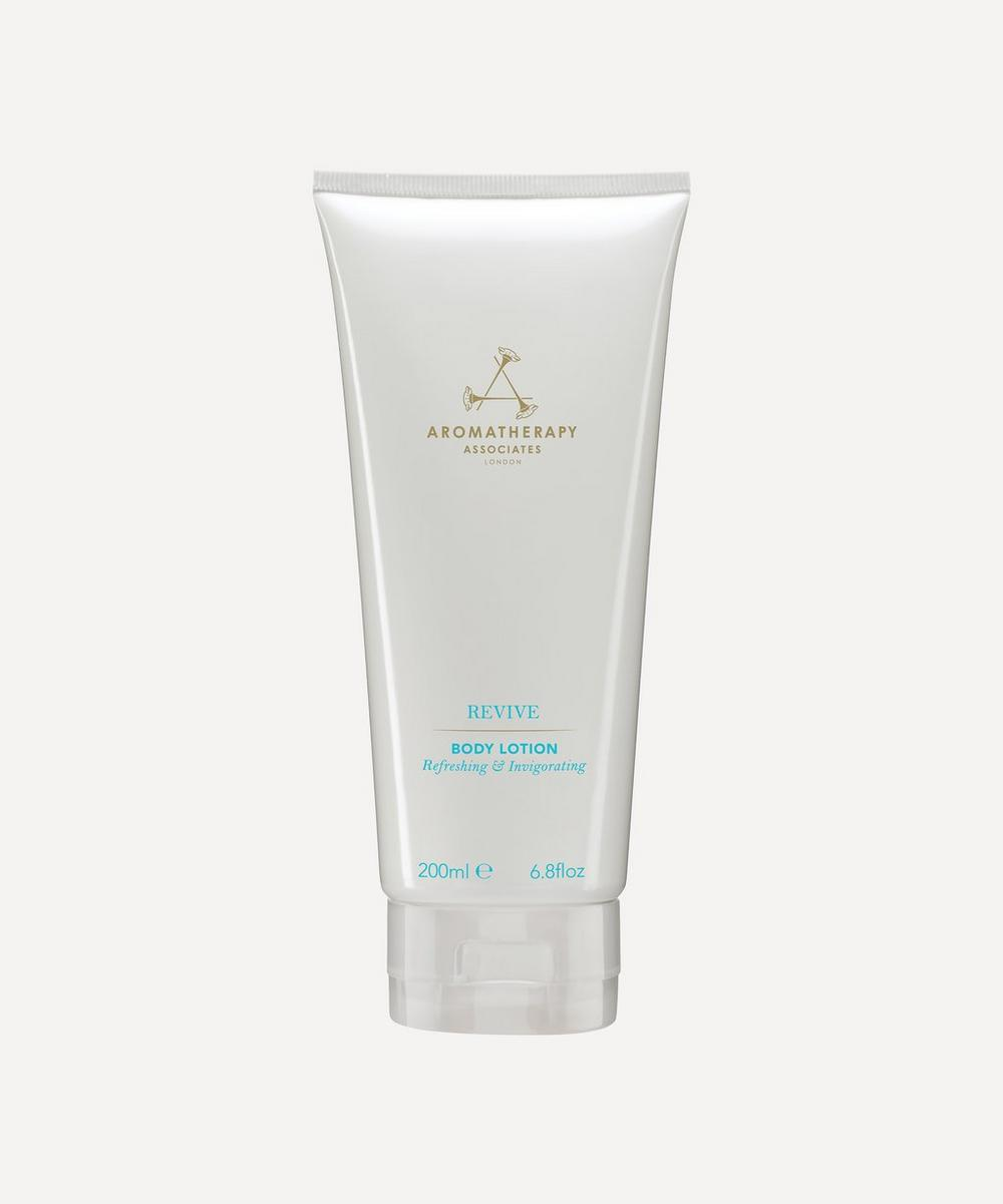 Revive Body Gel, Aromatherapy Associates