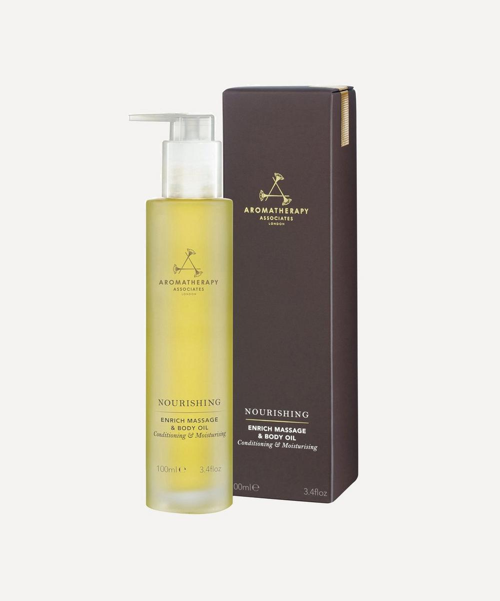Enrich Massage  Body Oil