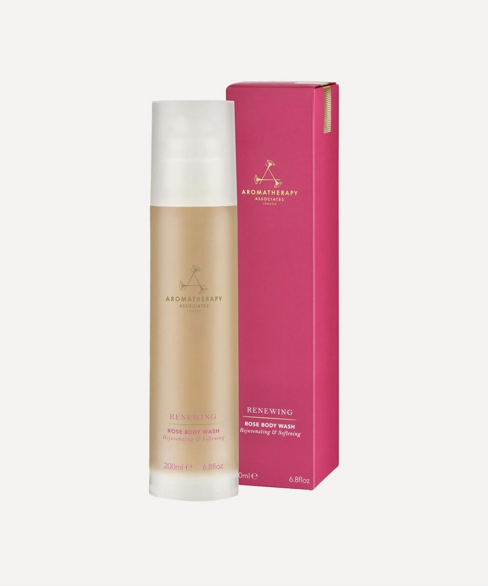 Renewing Rose Body Wash 200ml