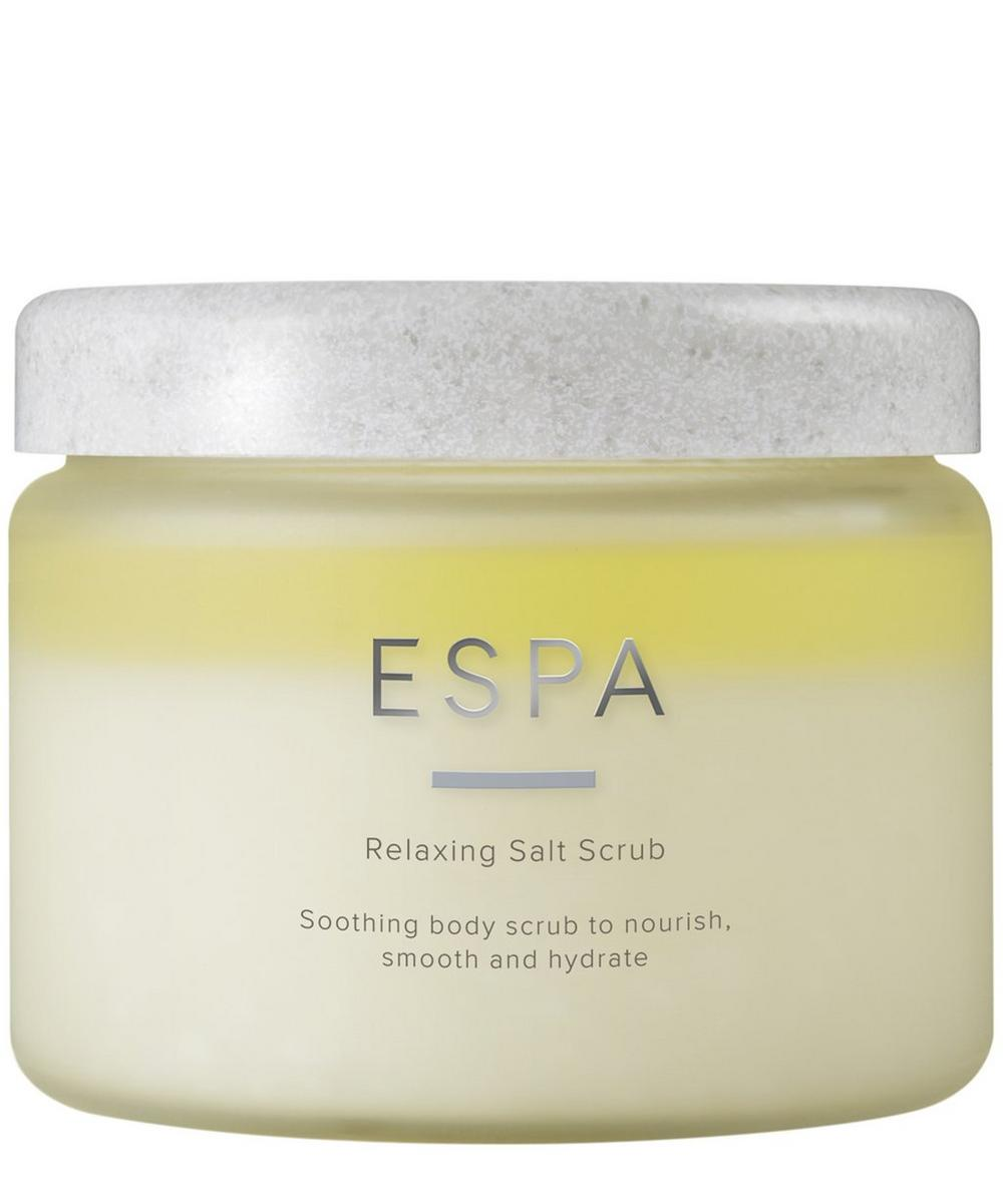 Relaxing Salt Scrub, ESPA