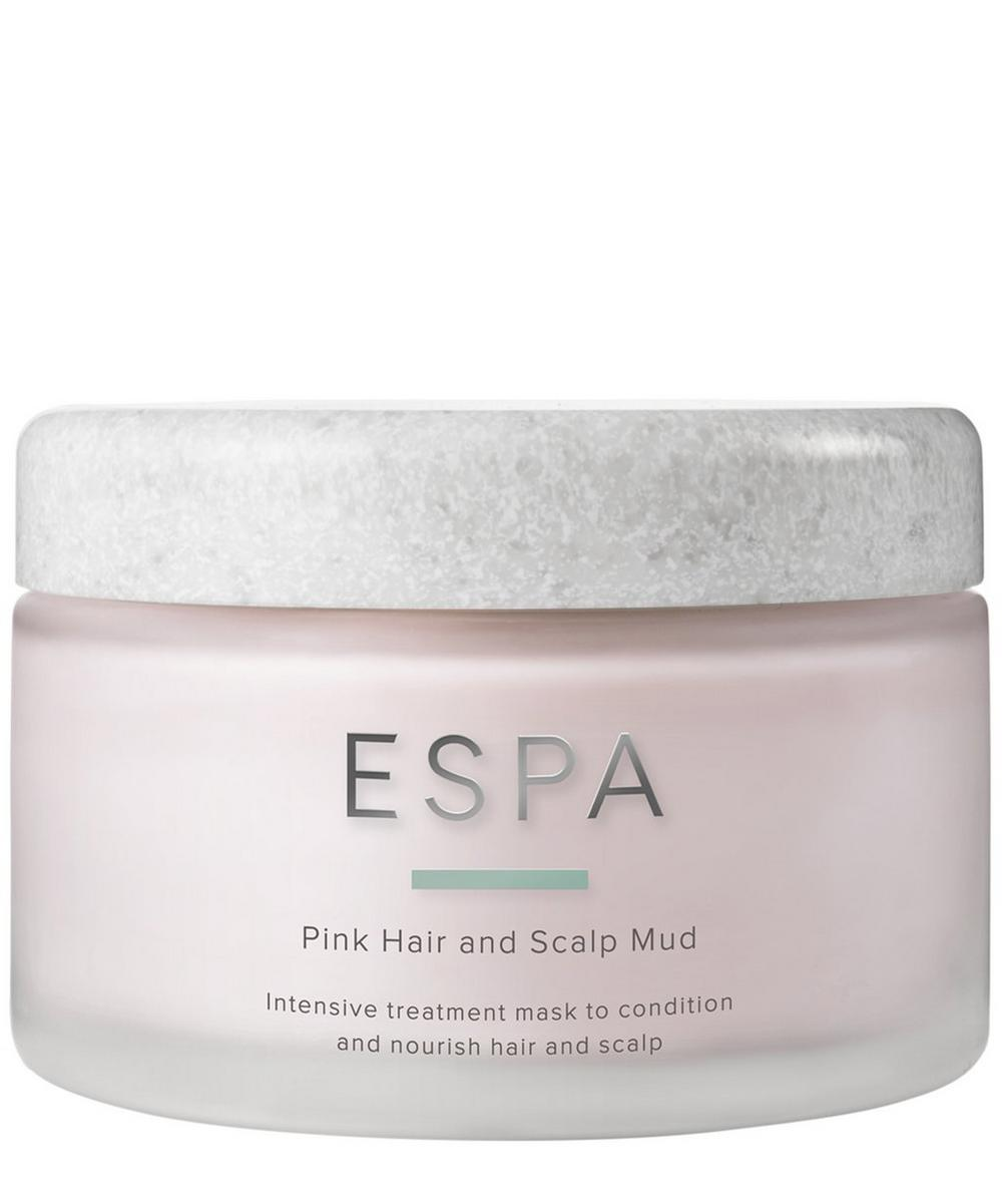 Pink Hair and Scalp Mud, ESPA