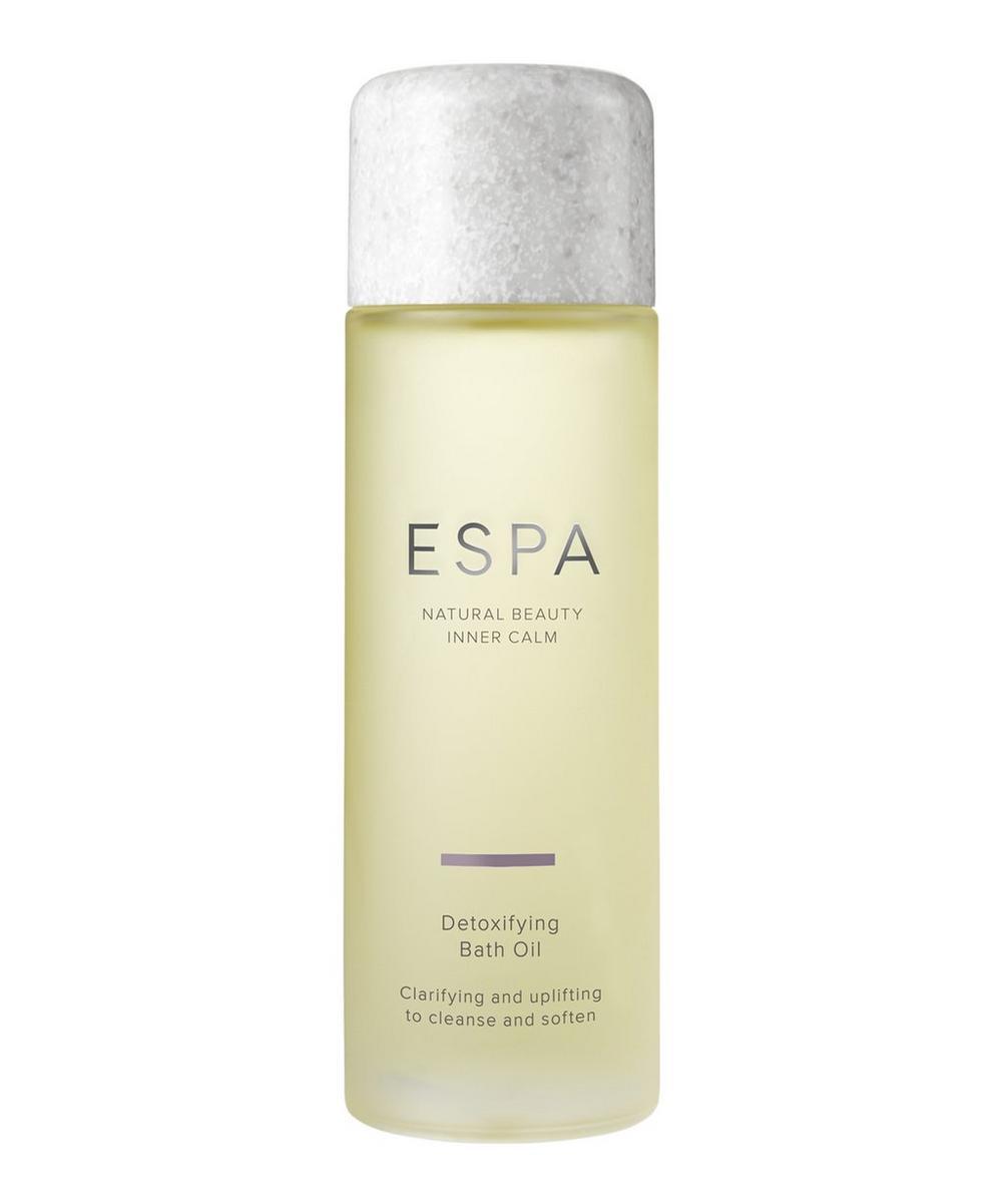 Detoxifying Bath Oil, ESPA