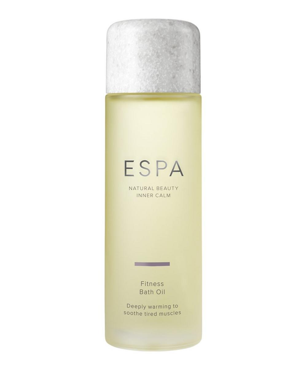 Fitness Bath Oil, ESPA