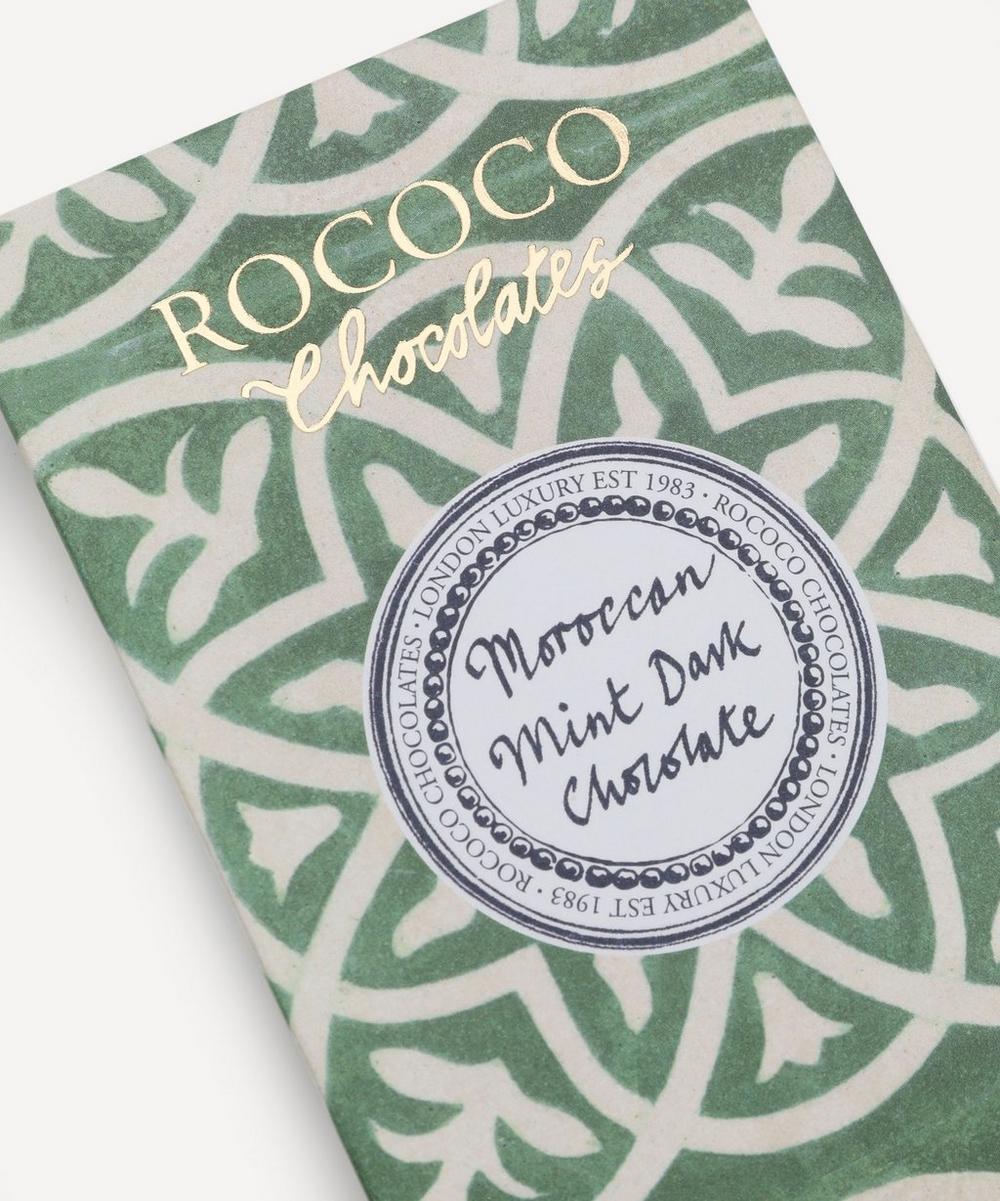 Organic Moroccan Mint Chocolate Bar 70g