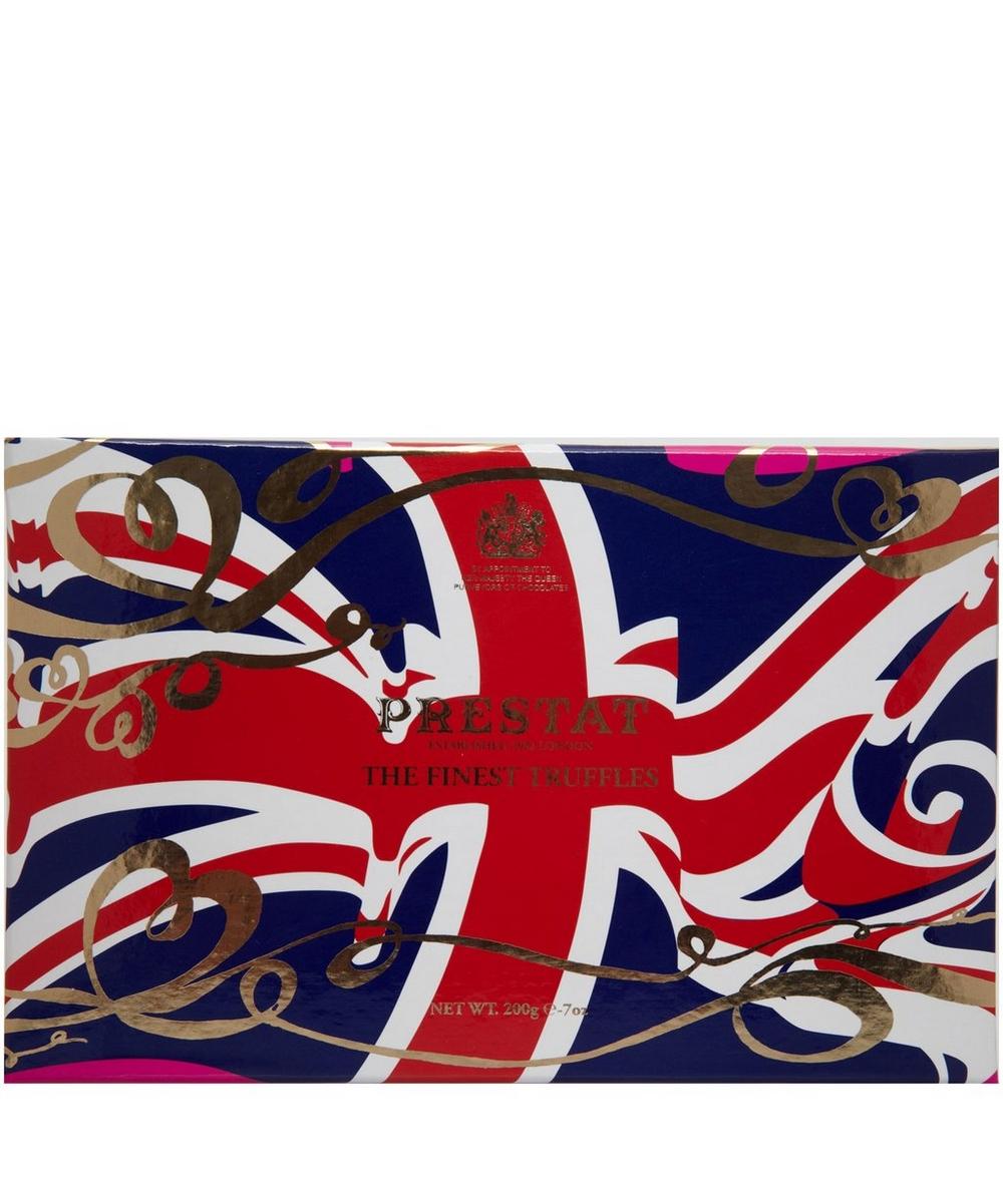 Union Jack Truffle Box 200g