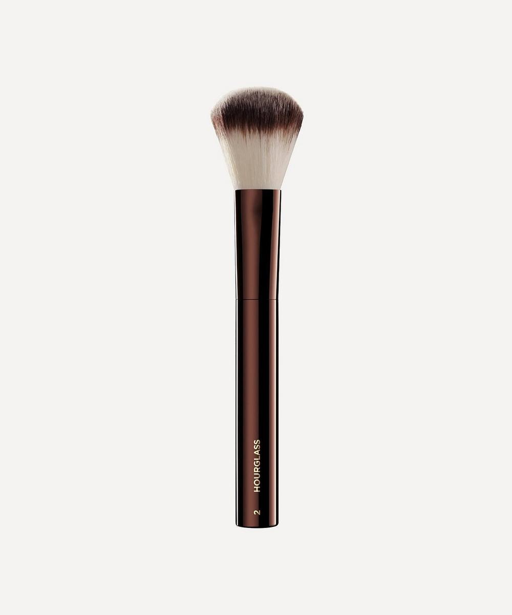 Hourglass - No.2 Foundation/Blush Brush