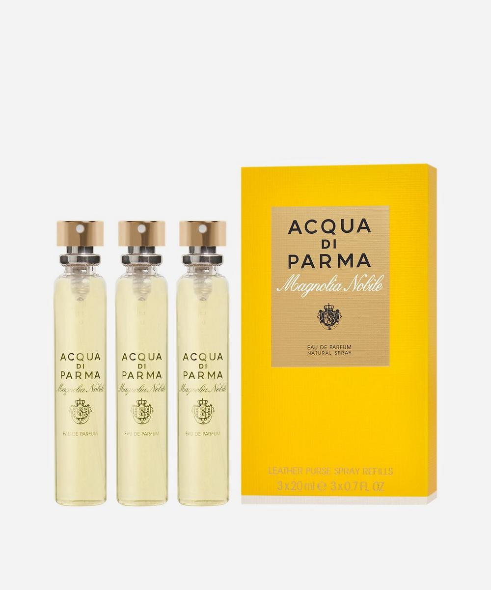Magnolia Nobile Travel Spray Refills 20ml x 3