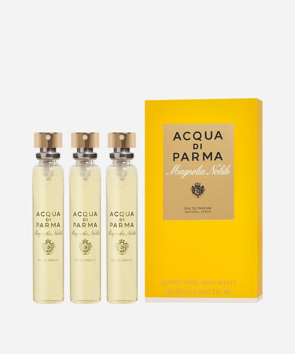 Acqua Di Parma - Magnolia Nobile Travel Spray Refills 20ml x 3