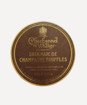 Dark Marc de Champagne Truffles 135g