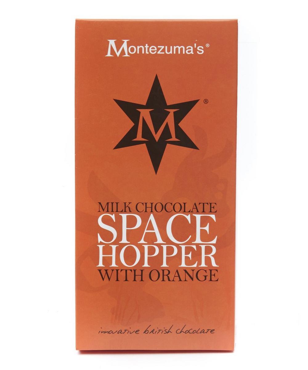 Milk Chocolate Space Hopper With Orange 100g