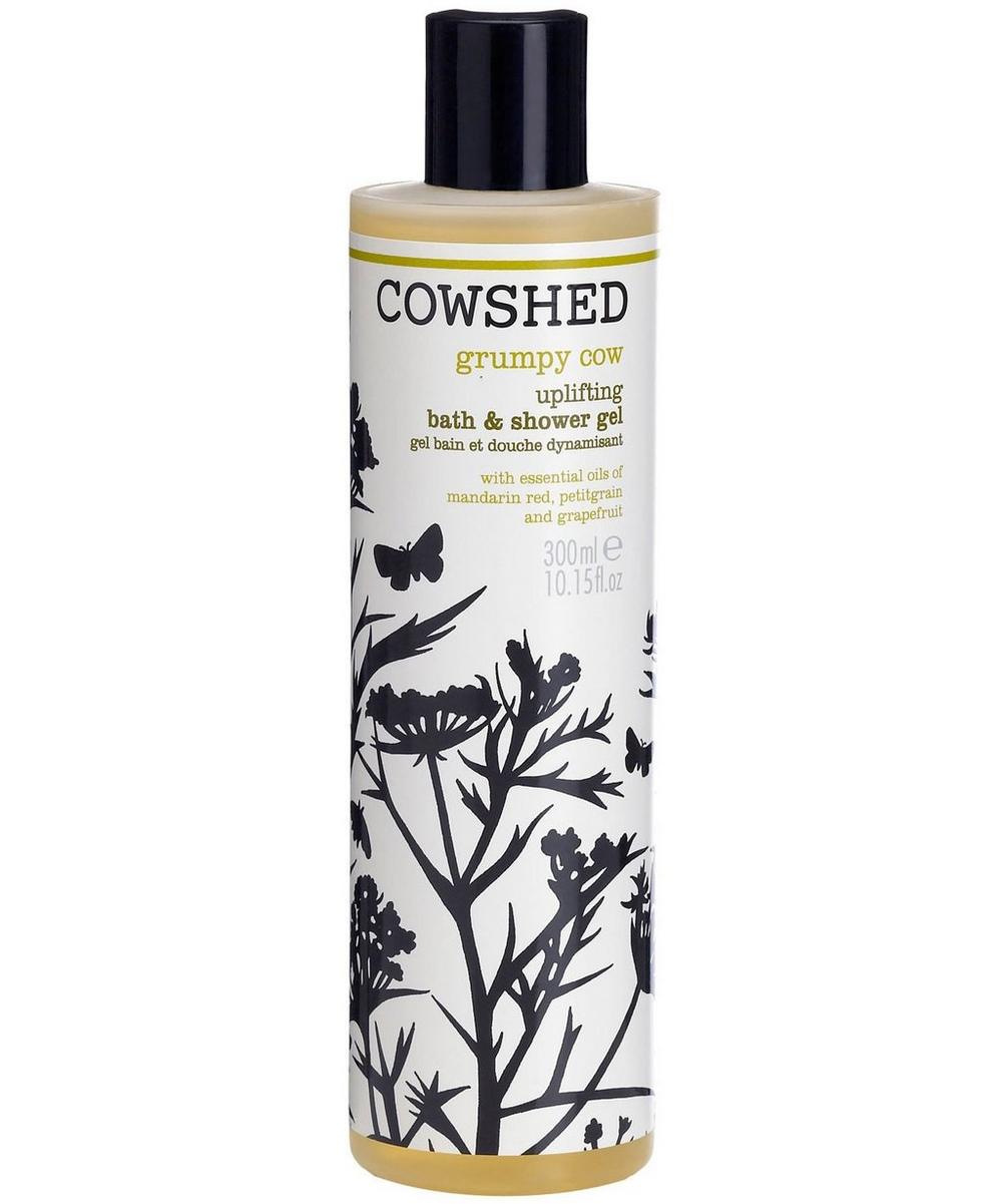 Grumpy Cow Uplifting Bath and Shower Gel 300ml