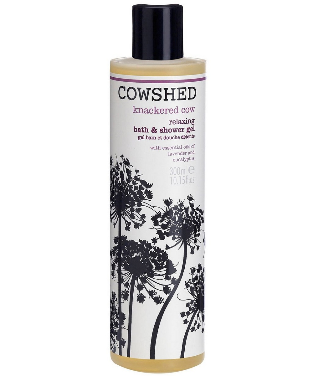 Knackered Cow Relaxing Bath and Shower Gel 300ml