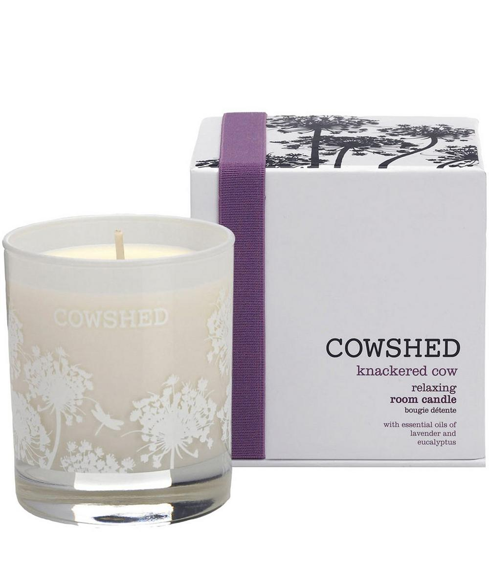 Knackered Cow Relaxing Room Candle 235g