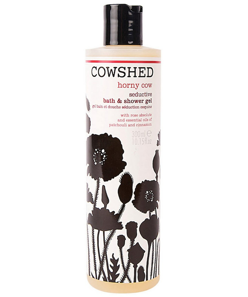 Horny Cow Seductive Bath and Shower Gel 300ml