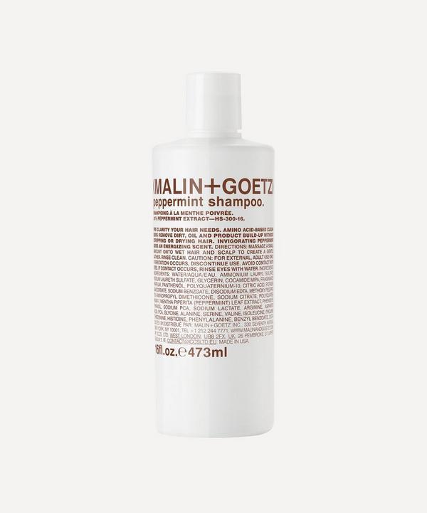 (MALIN+GOETZ) - Peppermint Shampoo 473ml
