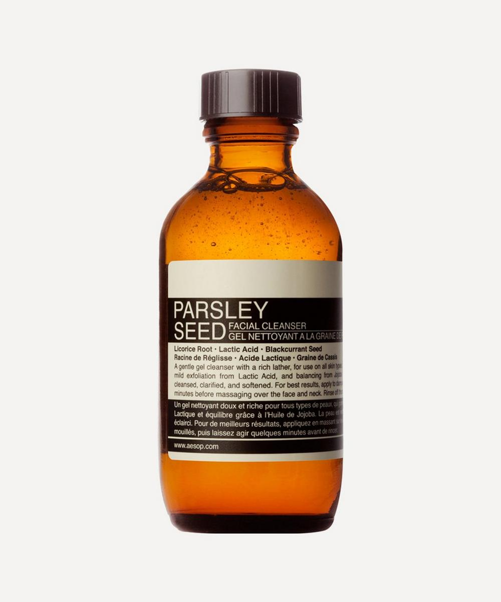 Parsley Seed Facial Cleanser 100ml