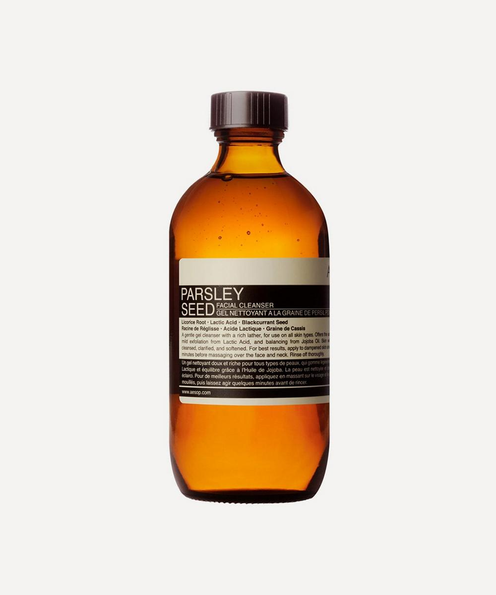 Parsley Seed Facial Cleanser 200ml