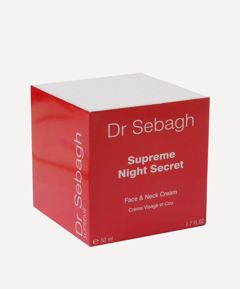 Supreme Night Secret 50ml