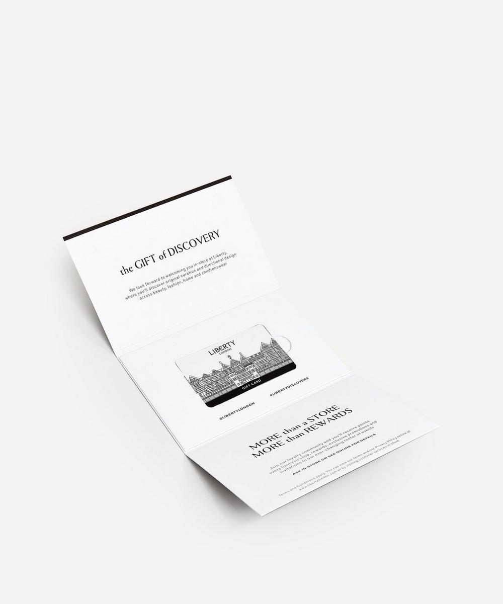 £75 Liberty Gift Card