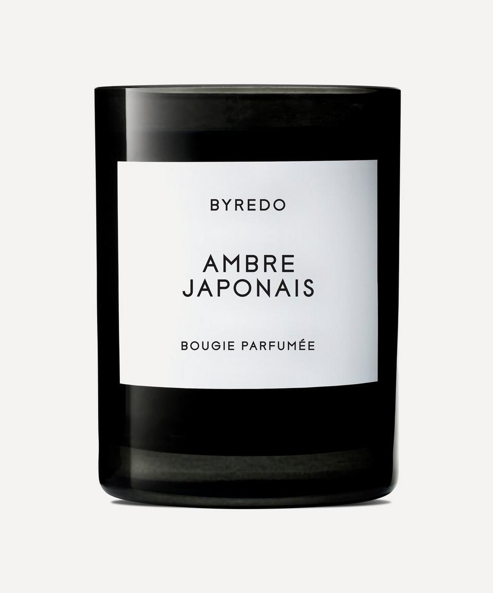 Ambre Japonais Fragranced Candle 240g