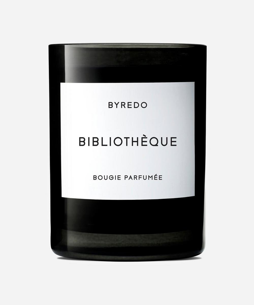 Byredo - Bibliothéque Candle 240g