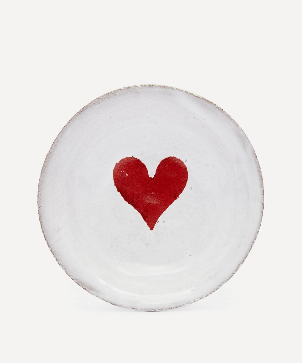 Heart Saucer