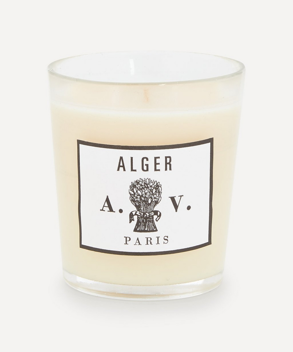 Alger Glass Scented Candle 260g