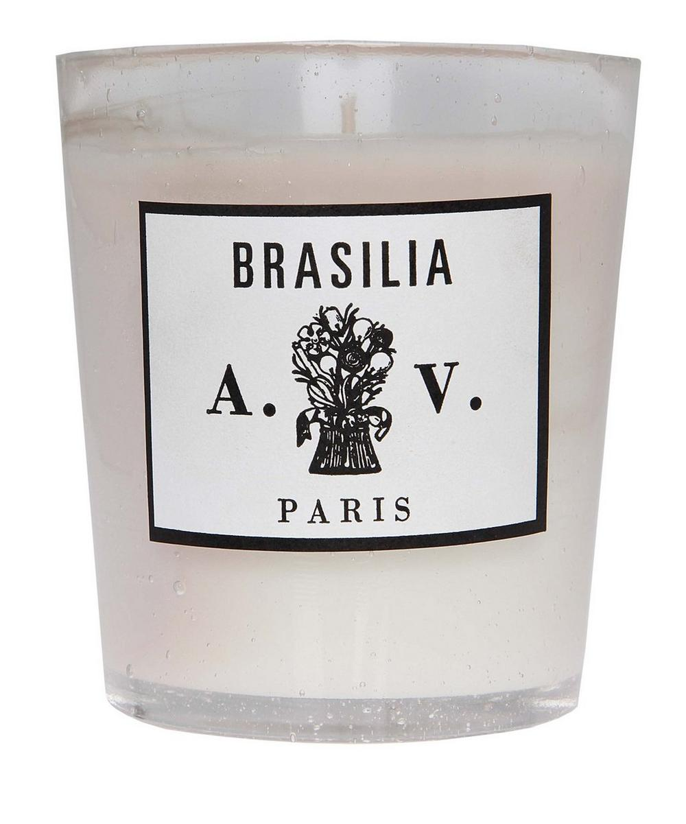 Brasilia Scented Candle in Glass 260g