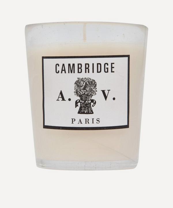 Astier de Villatte - Cambridge Glass Scented Candle 260g