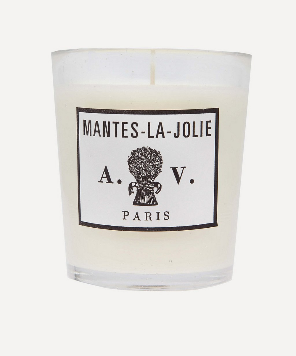 Mantes-La-Jolie Glass Scented Candle 260g