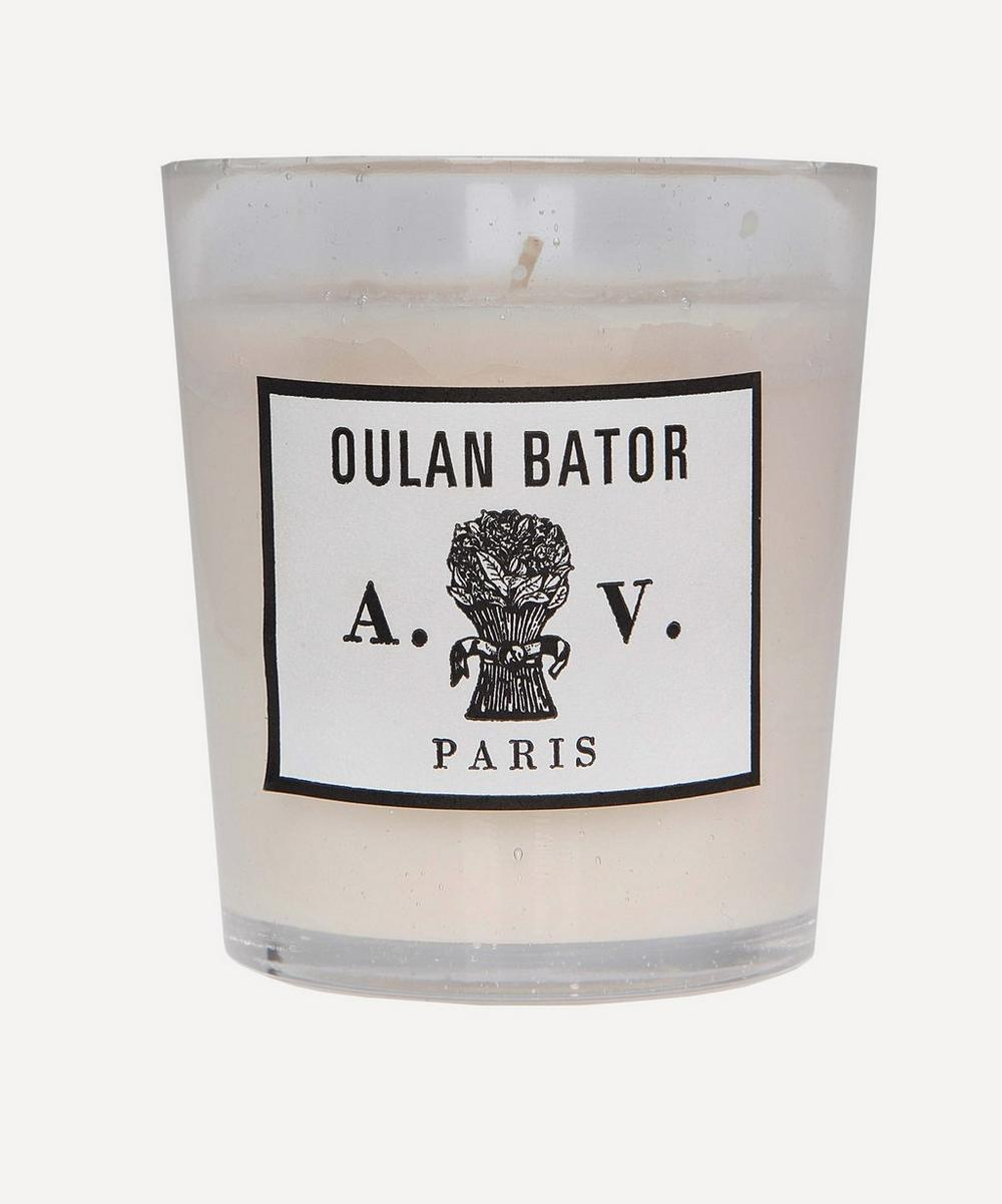 Oulan Bator Scented Candle in Glass 260g