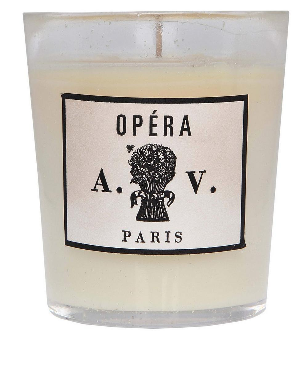 Opera Scented Candle in Glass 260g