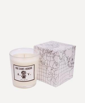 Rue Saint-Honoré Glass Scented Candle 260g