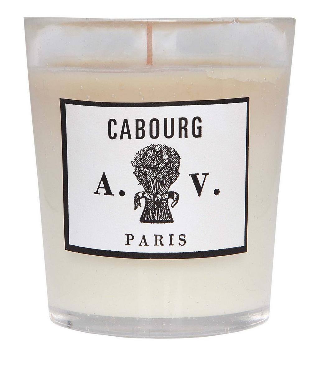 Cabourg Glass Scented Candle 260g