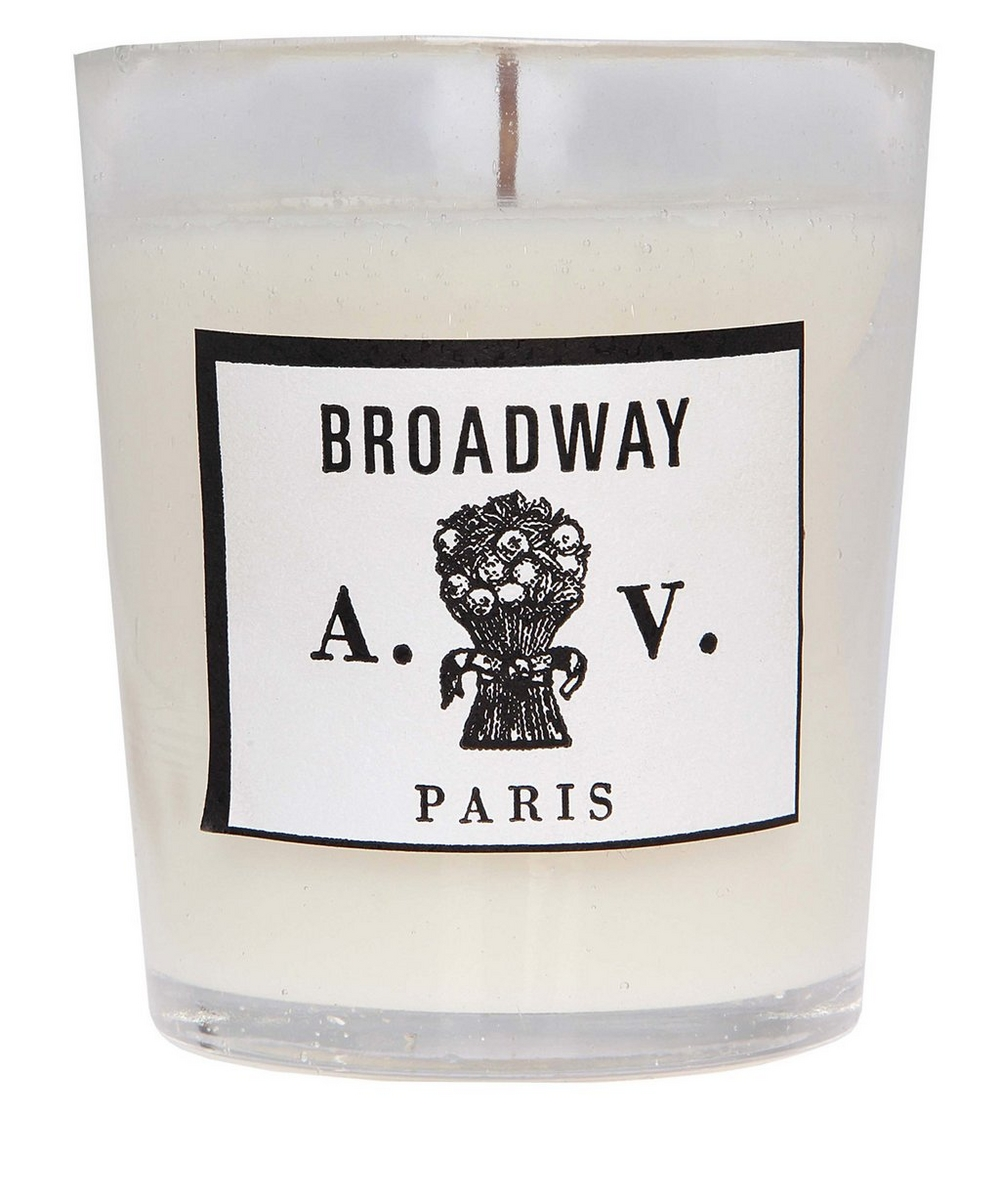 Broadway Scented Candle in Glass 260g