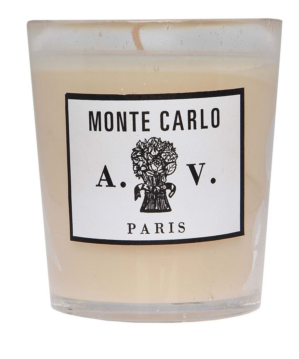 Monte Carlo Glass Scented Candle 260g