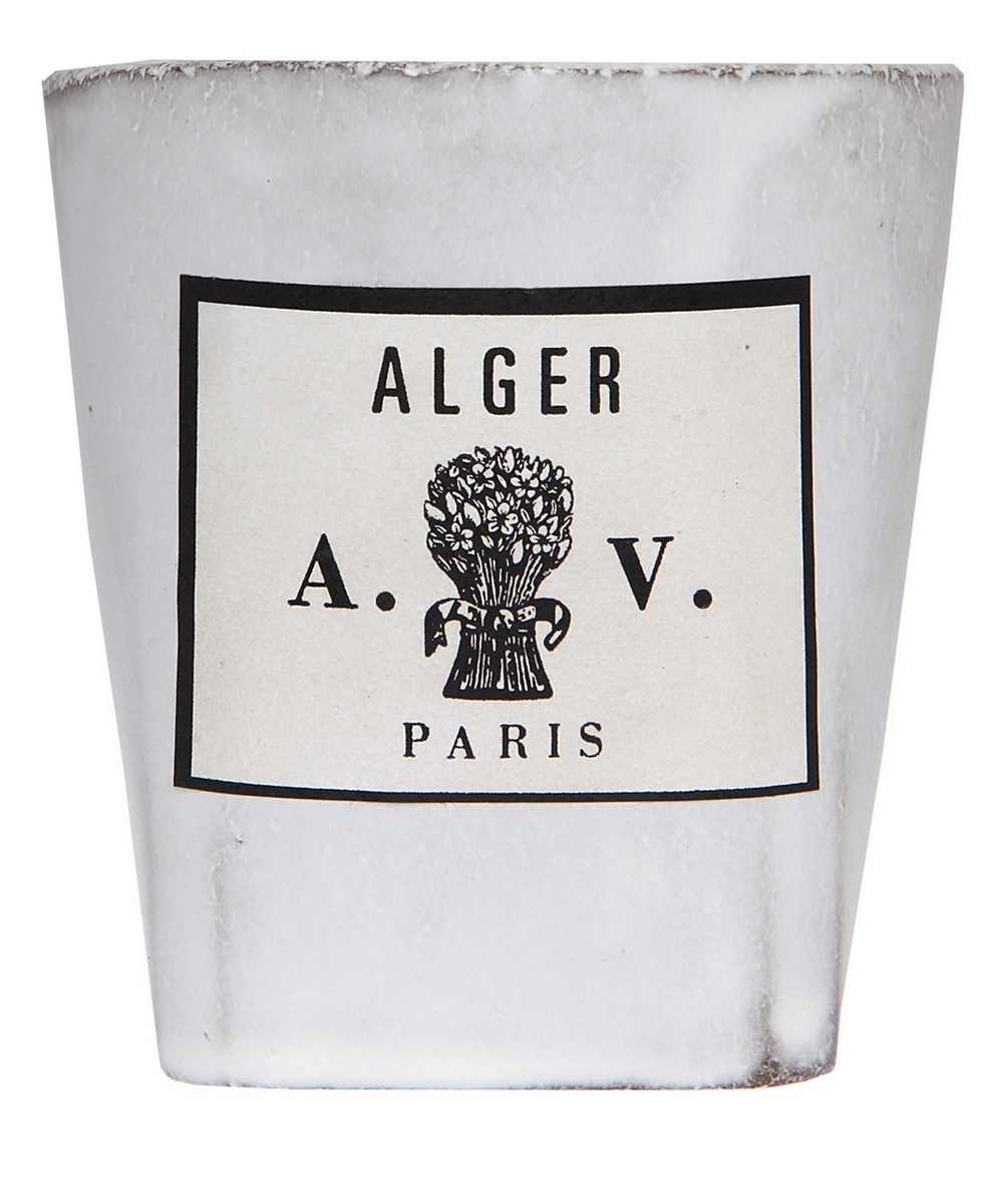Alger Ceramic Scented Candle 220g