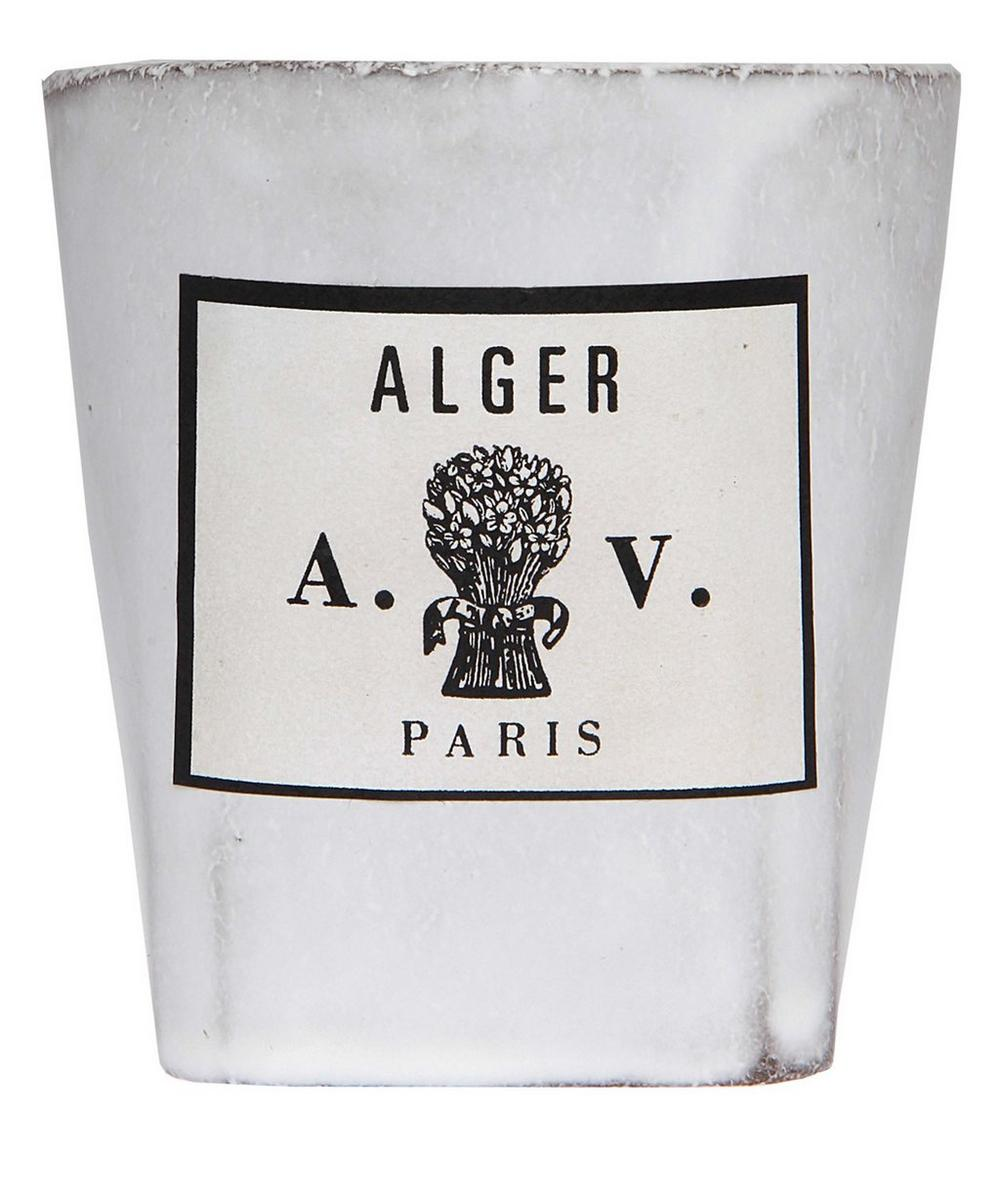 Alger Scented Candle in Ceramic 220g