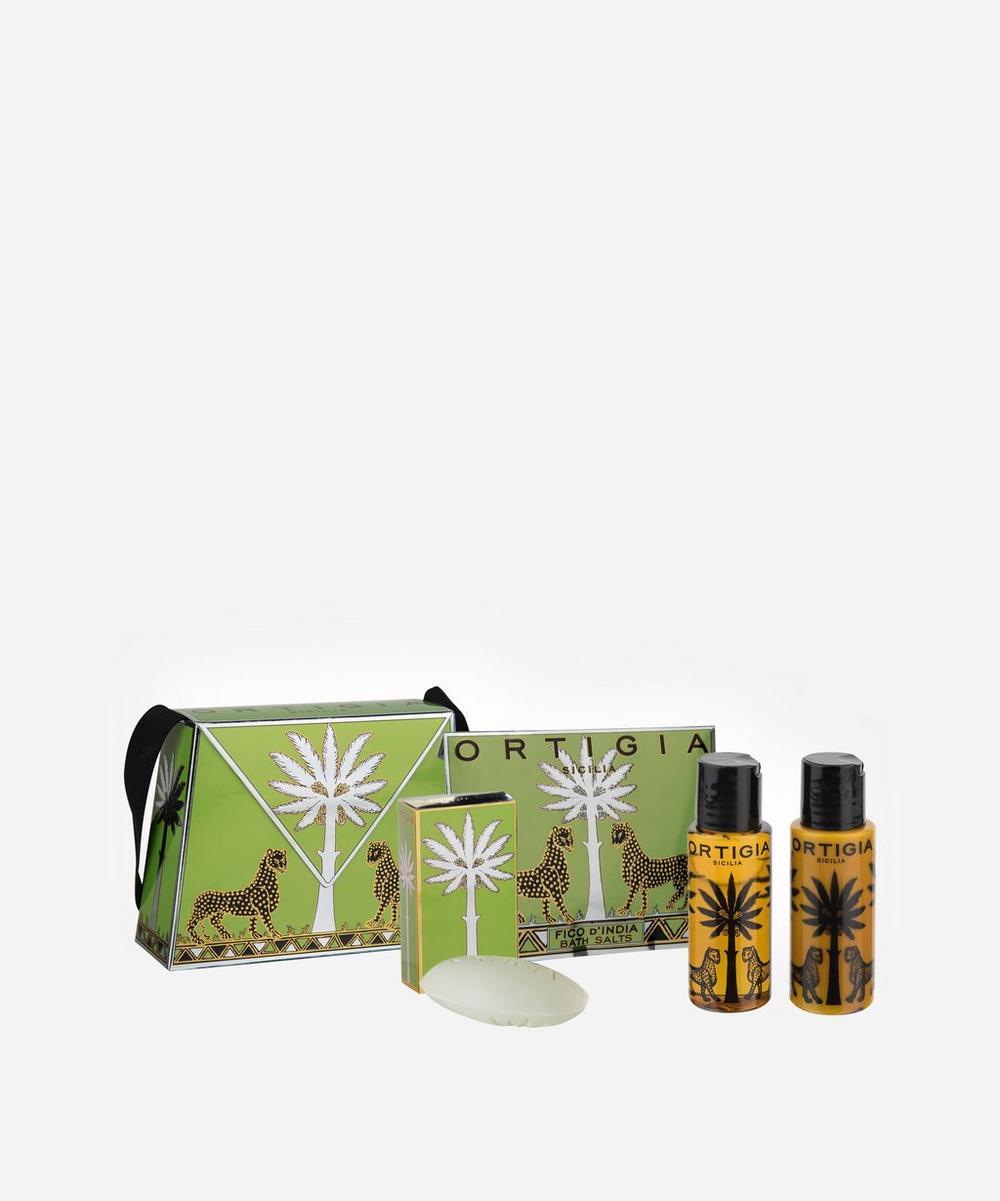 Ortigia - Fico d'India Handbag Travel Set