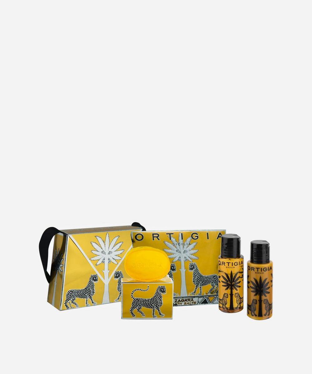 Ortigia - Zagara Handbag Travel Set