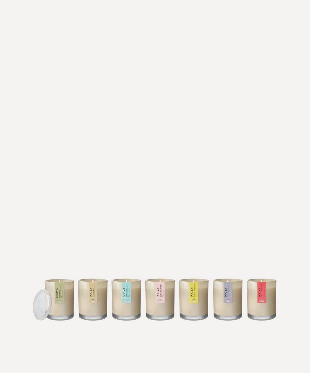 Sweet Pea and Jasmine Metro Jar Candle