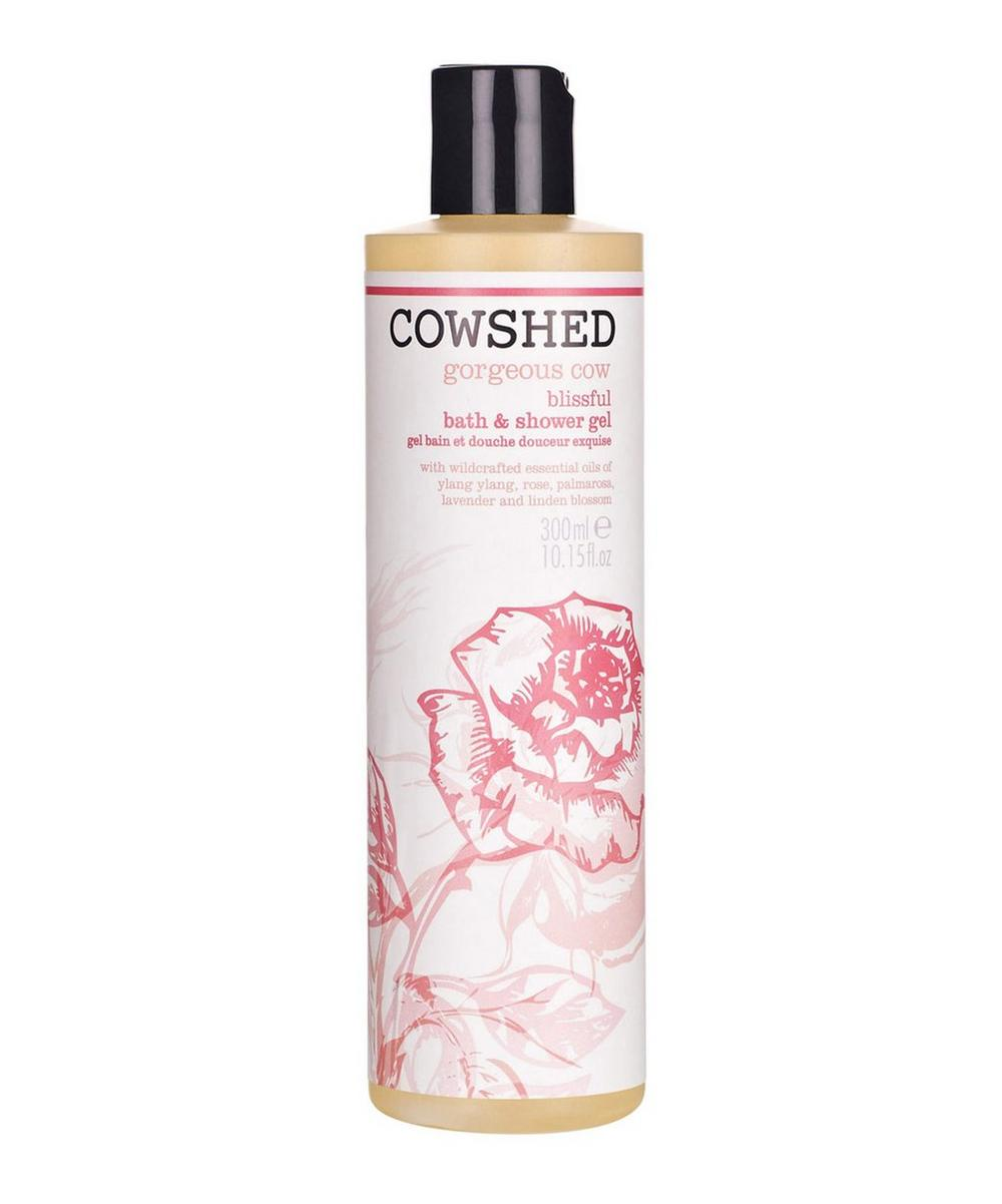 Udderly Gorgeous Blissful Bath and Shower Gel 300ml