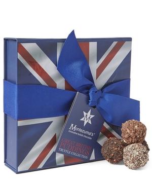 Great British Pudding Truffle Box 240g
