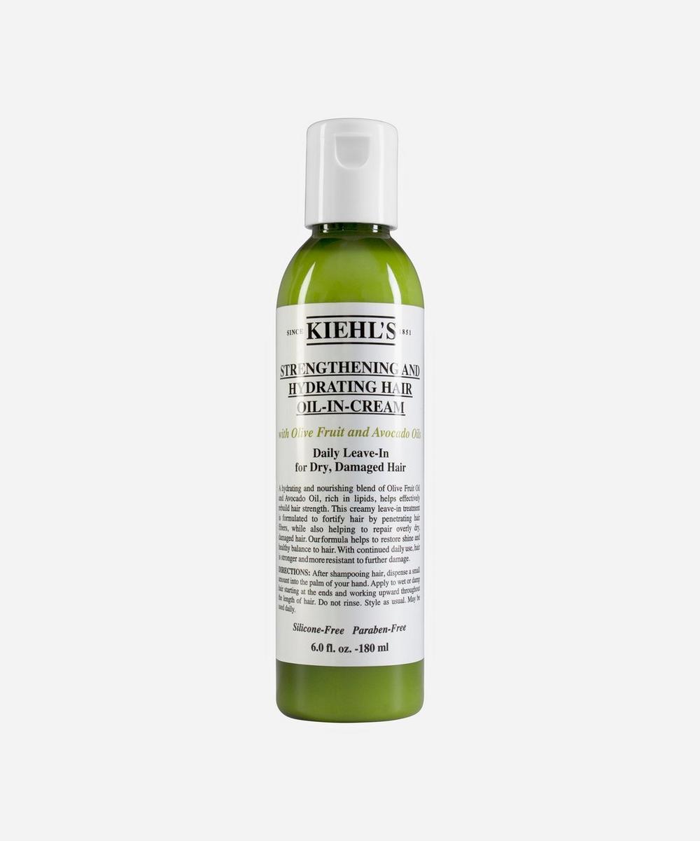 Kiehl's - Strengthening & Hydrating Hair Oil-in-Cream 180ml