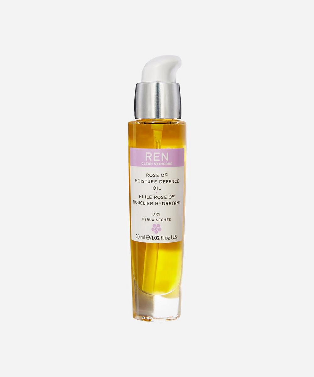 REN Clean Skincare - Rose O¹² Moisture Defence Serum 30ml