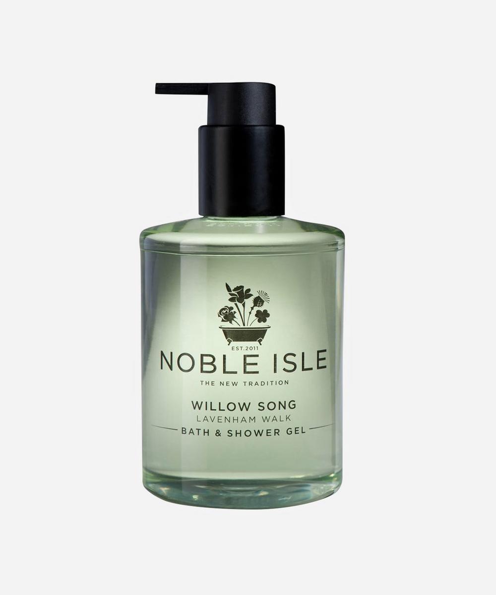 Noble Isle - Willow Song Lavenham Walk Bath and Shower Gel 250ml